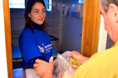 Budapesten, Debrecenben és Gyulán az év 365 napján segítjük a fedélnélkülieket