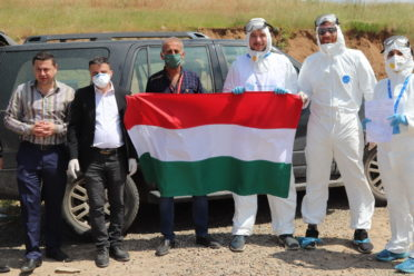 Successful healthcare aid project on Nineveh Plains