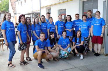 Önkéntes tréning Debrecenben